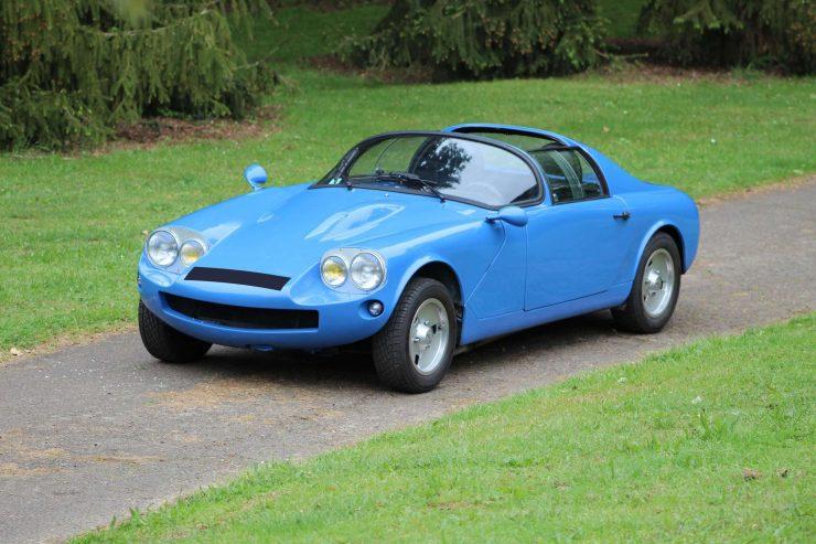 Sovam 1100 VS Car 740x493 - Never Seen One Before: 1966 Sovam 1100VS