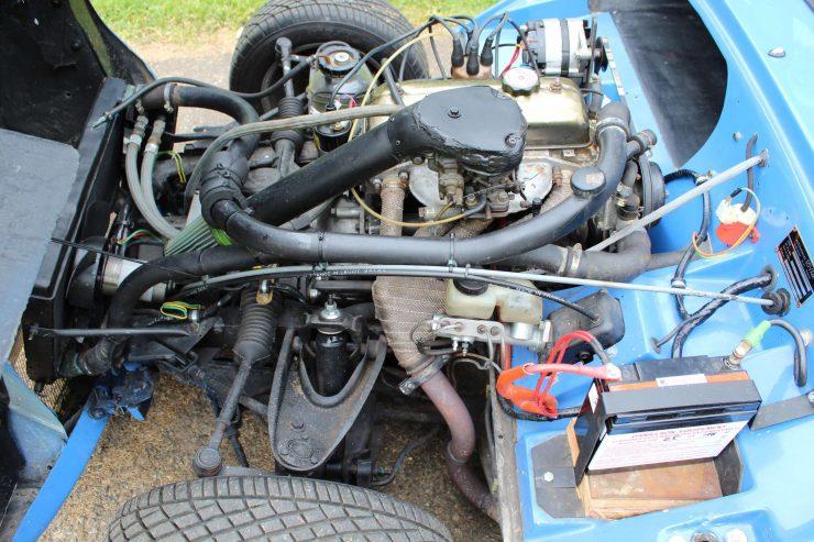 Sovam 1100 VS Car Engine 2