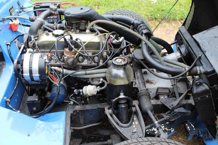 Sovam 1100 VS Car Engine 3