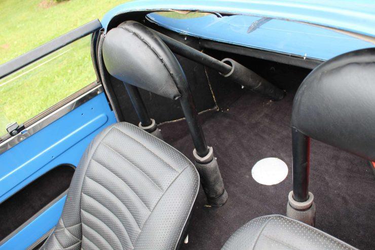 Sovam 1100 VS Car Seats