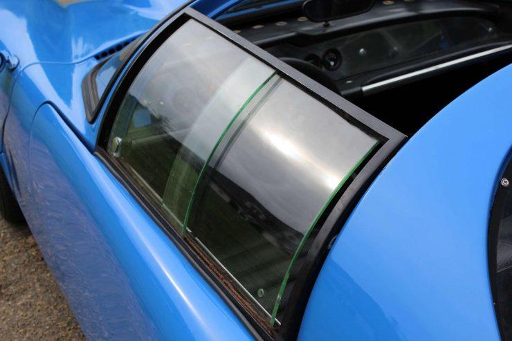 Sovam 1100 VS Car Windows