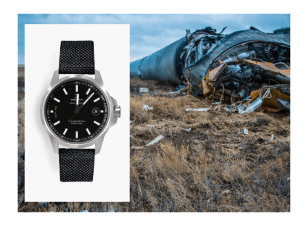 Soyuz Rocket Watch Werenbach