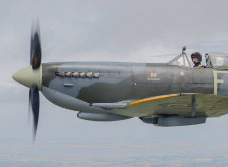 Spitfire Merlin Engine