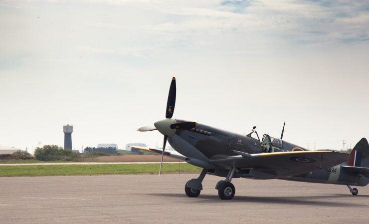 Spitfire Side