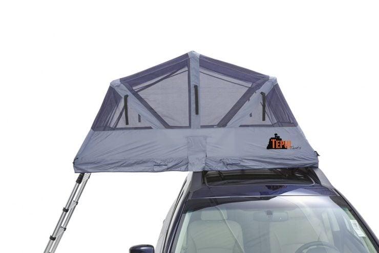 Tepui Car 4x4 Rooftop Tent 1