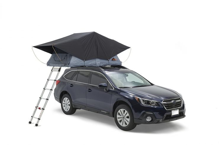 Tepui Car 4x4 Rooftop Tent 2