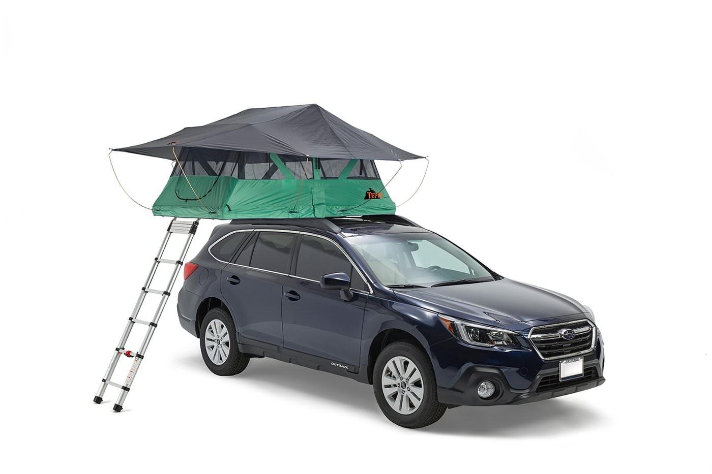 The Tepui Baja Series Ayer Mesh Car Rooftop Tent