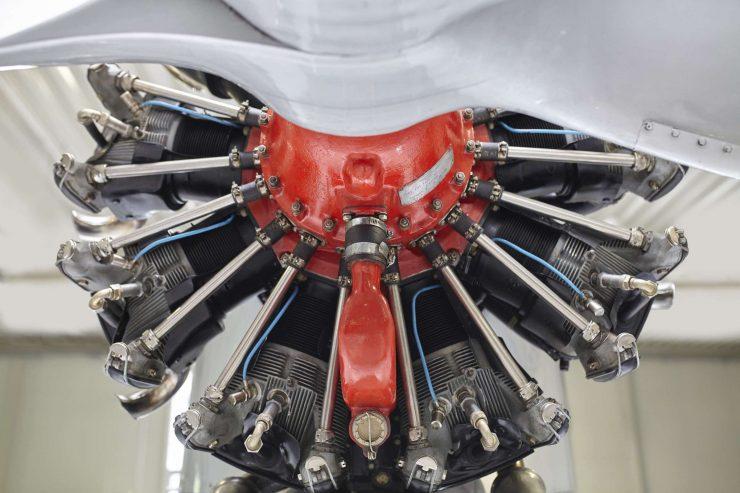 Tuploev Radial Engine