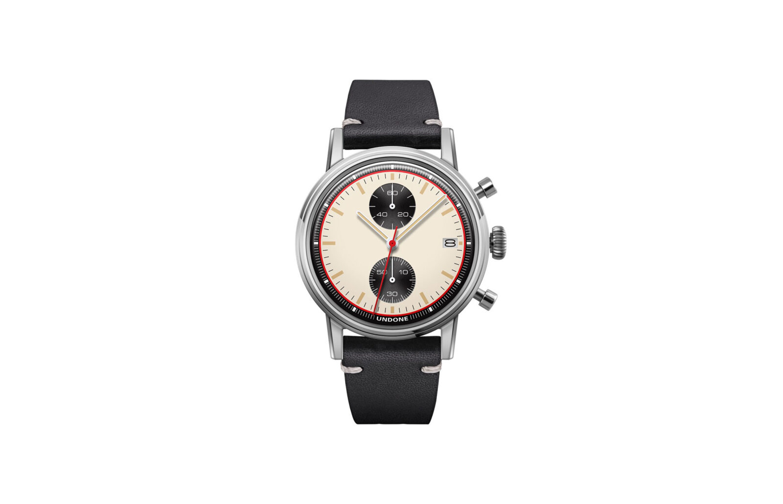 The Undone Newman Chronograph - An Unusually Affordable Daily-Wearable