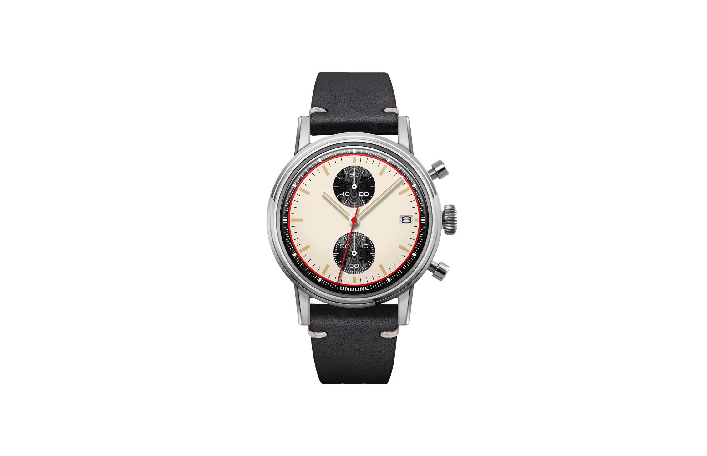 Undone Newman Chronograph Watch