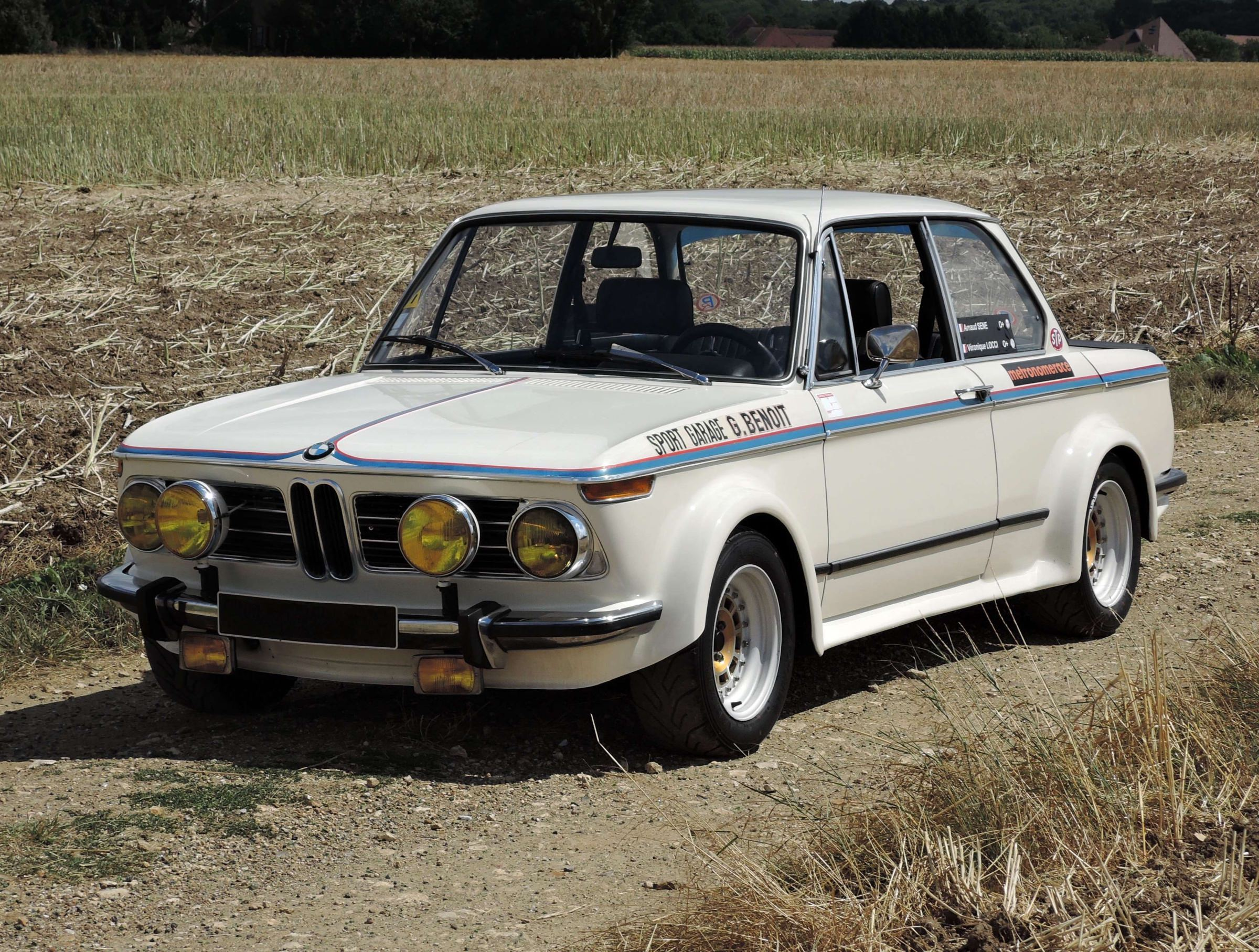 1971 bmw 2002 tii specification group 2 a french built racer. Black Bedroom Furniture Sets. Home Design Ideas