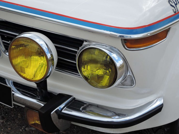 BMW 2002 Tii Headlight