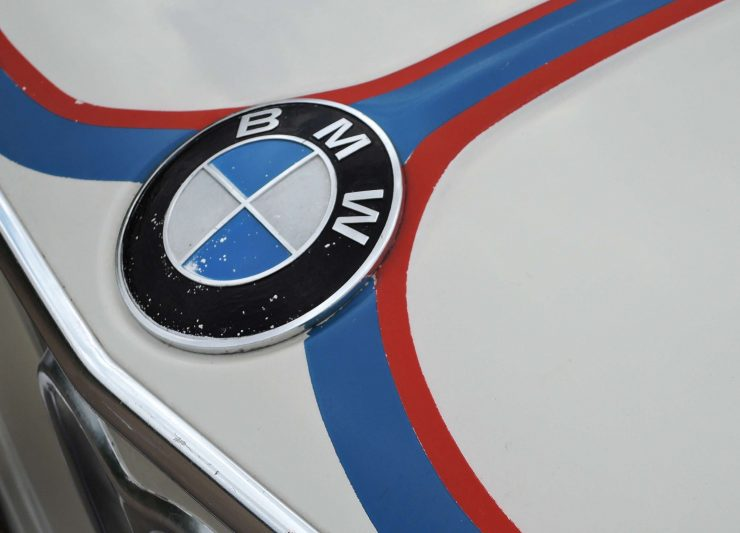 BMW 2002 Tii Badge