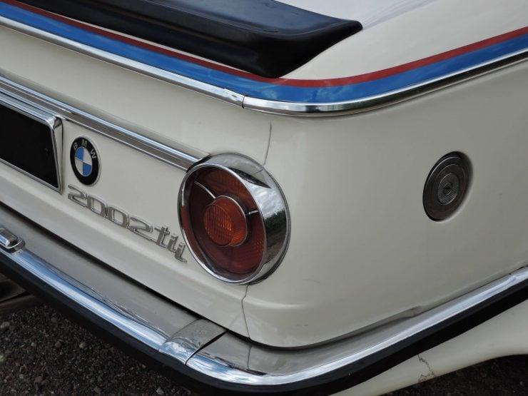 BMW 2002 Tii Taillight