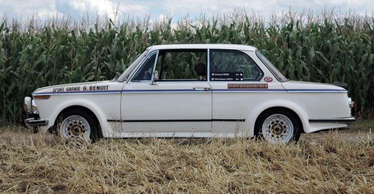 BMW 2002 Tii Side