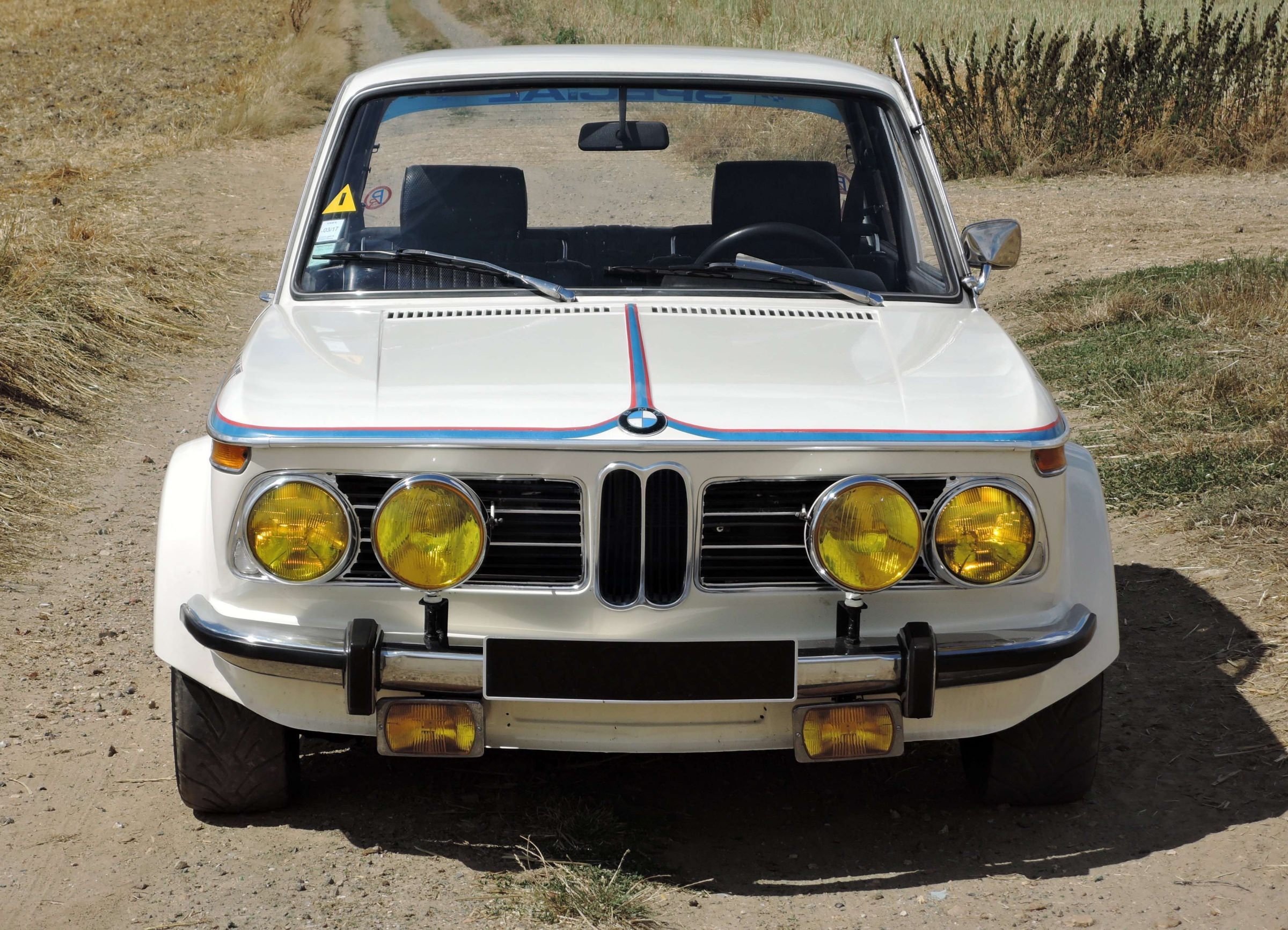 1971 Bmw 2002 Tii Specification Group 2 A French Built Racer