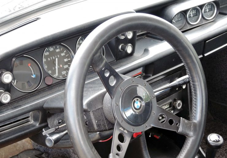 BMW 2002 Tii Steering Wheel