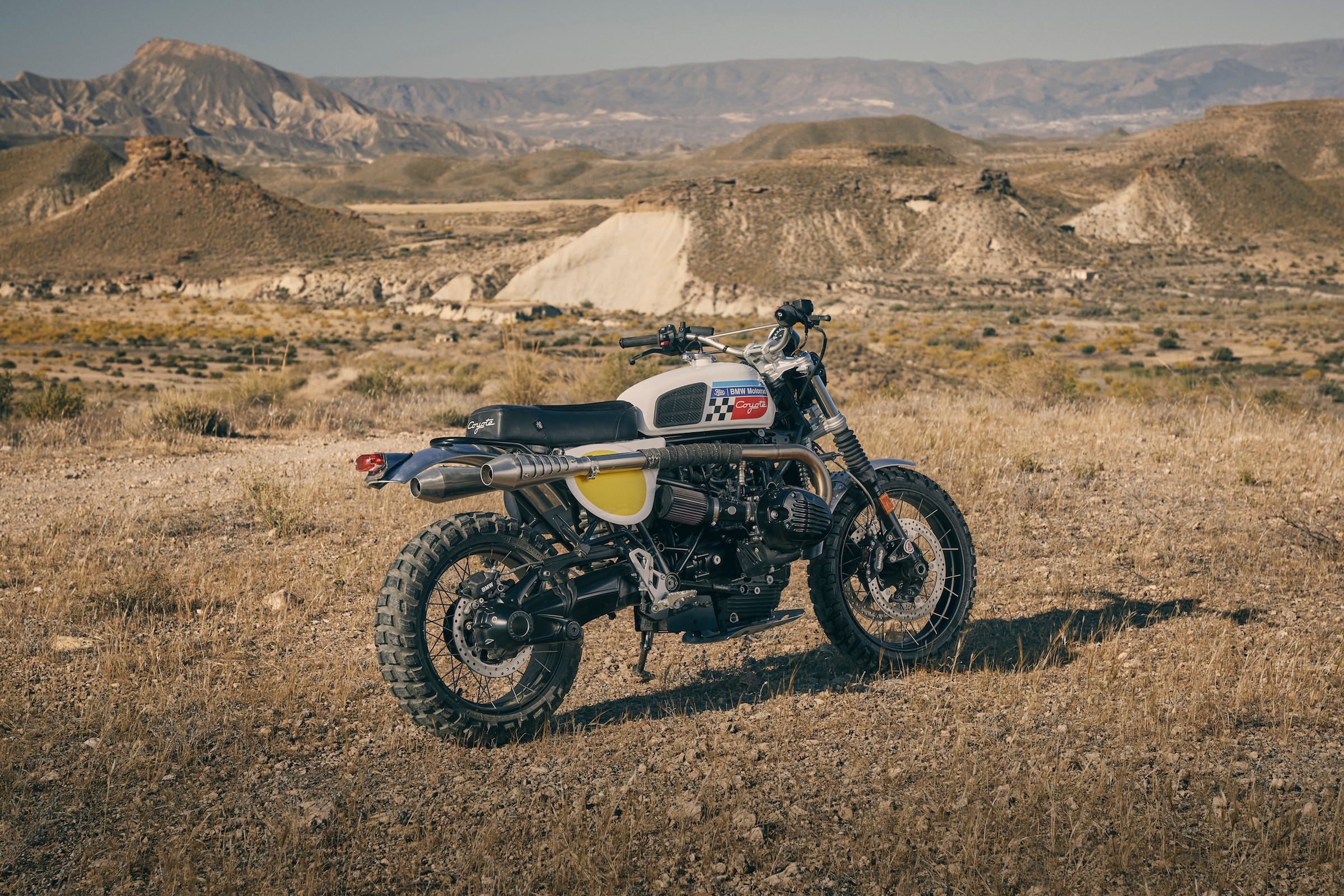 Bmw R Nine T >> The Fuel Motorcycles Coyote BMW R nineT Urban G/S