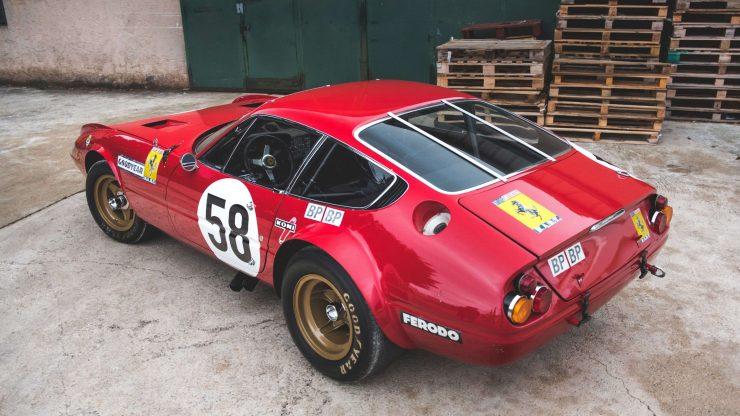 Ferrari 365 GTB/4 Daytona Upper Rear