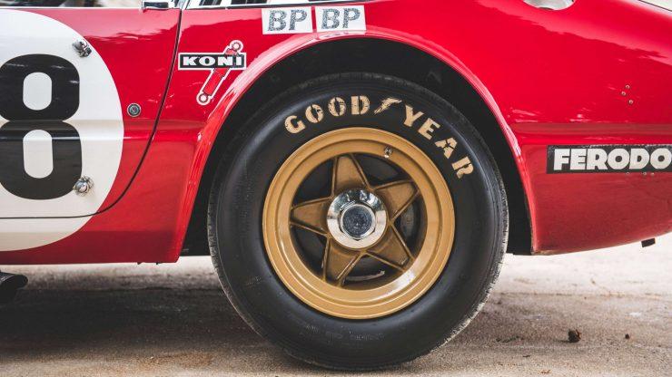 Ferrari 365 GTB/4 Daytona Wheels