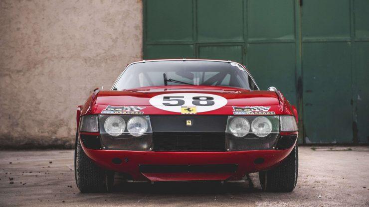 Ferrari 365 GTB/4 Daytona Front
