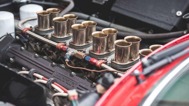 Ferrari 365 GTB/4 Daytona Velocity Stacks