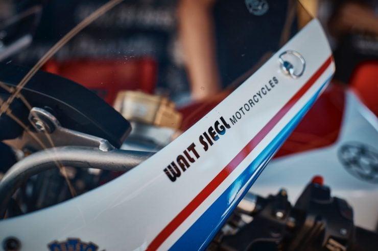 MV Agusta Bol D-Or Walt Siegl Motorcycles