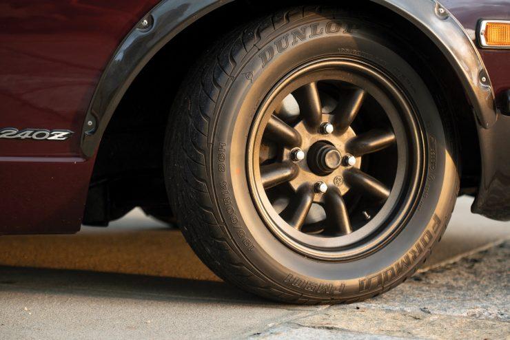 Nissan Fairlady 240ZG Wheel
