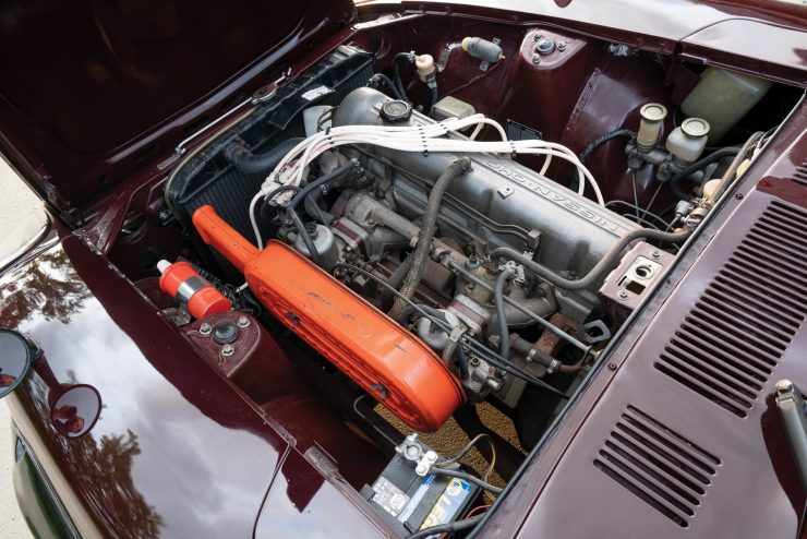 Nissan Fairlady 240Z Engine Bay