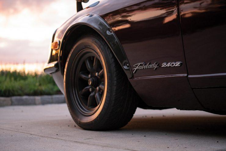 Nissan Fairlady 240ZG Detail