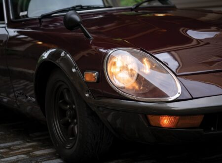 Nissan Fairlady 240Z Headlight