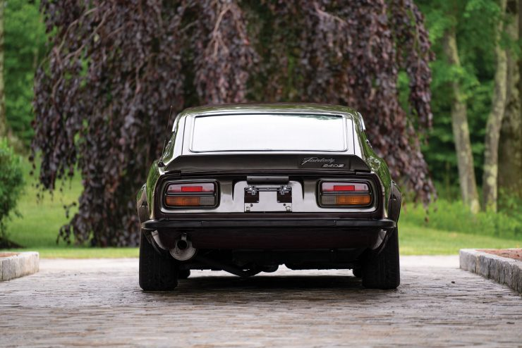 Nissan Fairlady 240ZG Back