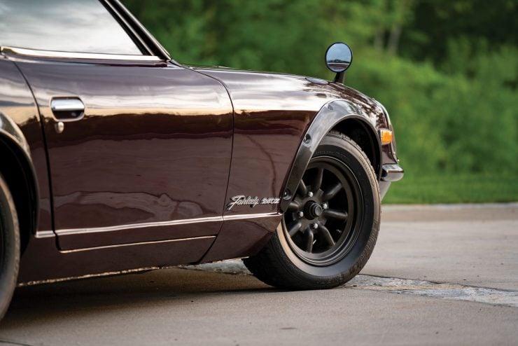 Nissan Fairlady 240ZG Wheels
