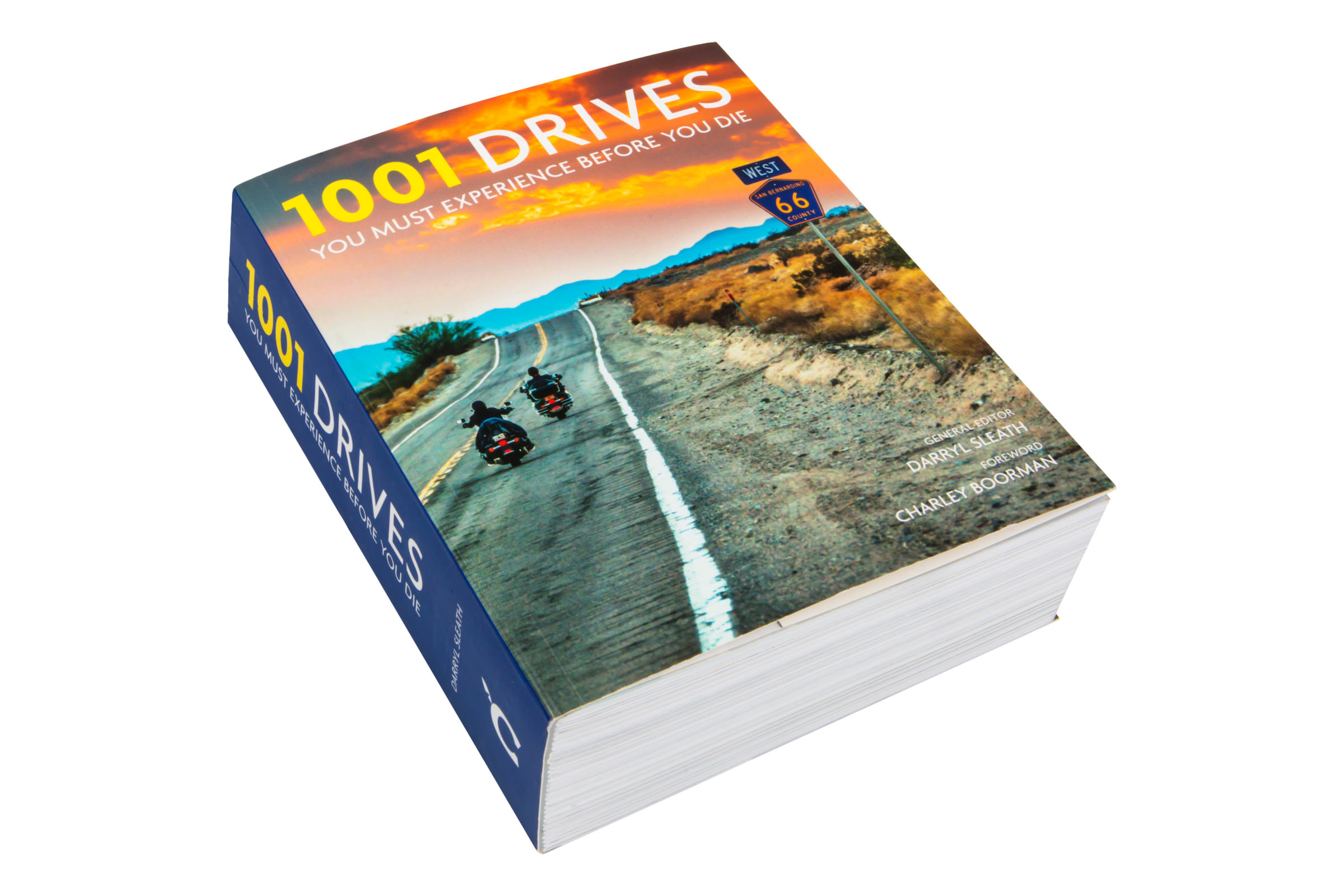 1001 Drives You Must Experience Before You Die