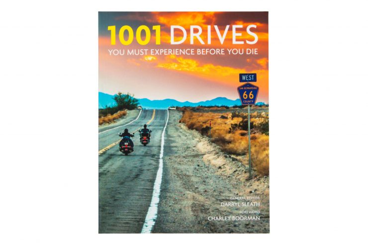 1001 Drives You Must Experience Before You Die Book