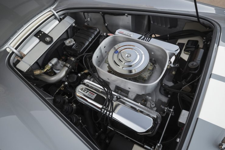 Shelby Cobra Mark III 427 V8 engine
