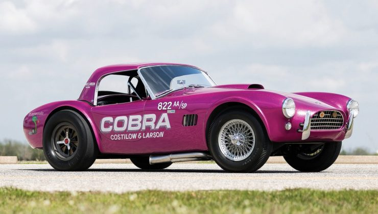 Shelby Cobra 289 DragonSnake