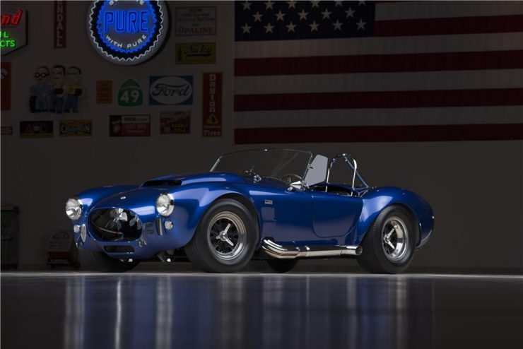 Shelby Cobra 427 Super Snake Bill Cosby 200MPH automatic