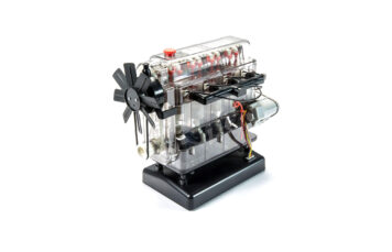 Airfix Combustion Engine Kit - A Transparent Working Engine Model