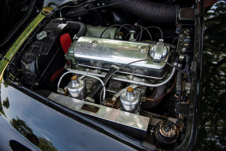 Austin-Healey 100 Engine