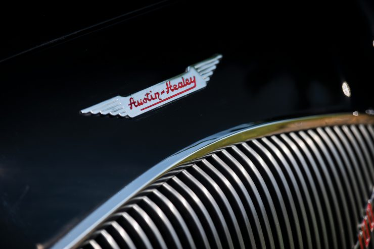 Austin-Healey Badge