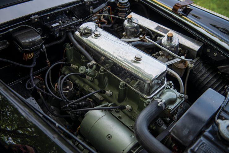 Austin-Healey Engine