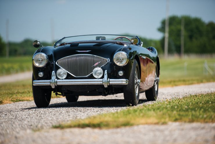 Austin-Healey Front