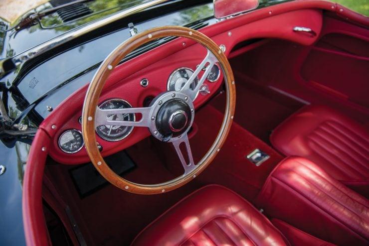 Austin-Healey Steering Wheel