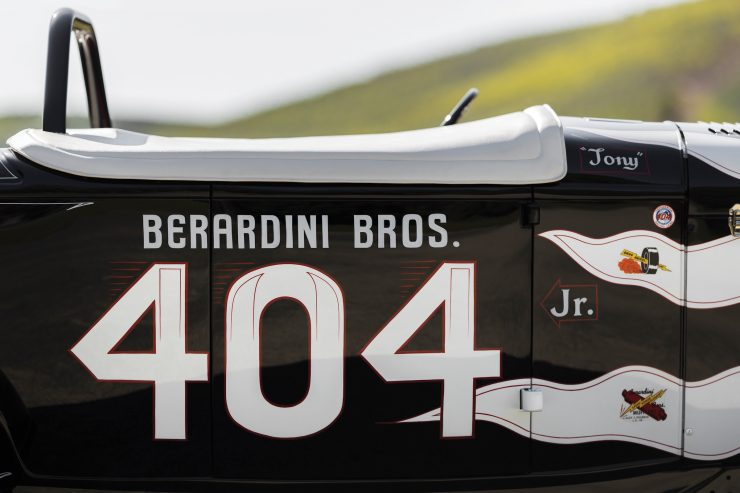 Berardini Bros 1932 Ford 9