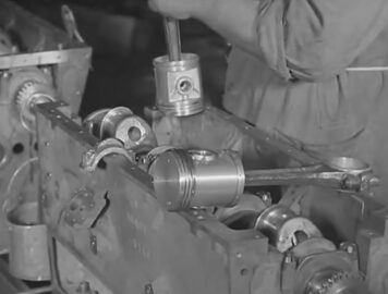 Constructing a Car Engine