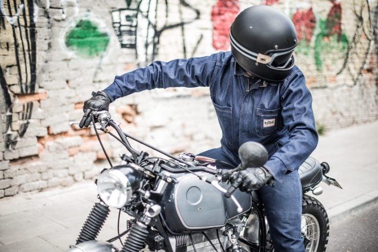 Crave Armalith Montana Motorcycle Shirt