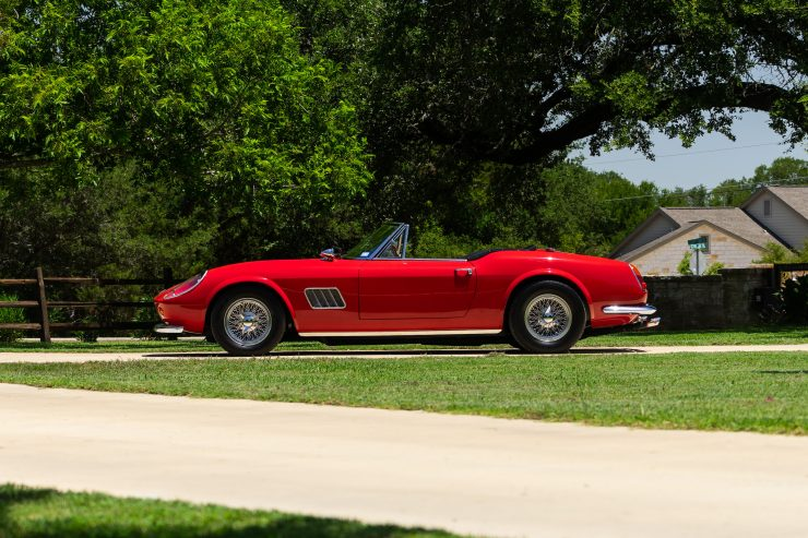 Ferris Bueller's Day Off Car Modena GT Spyder California 1