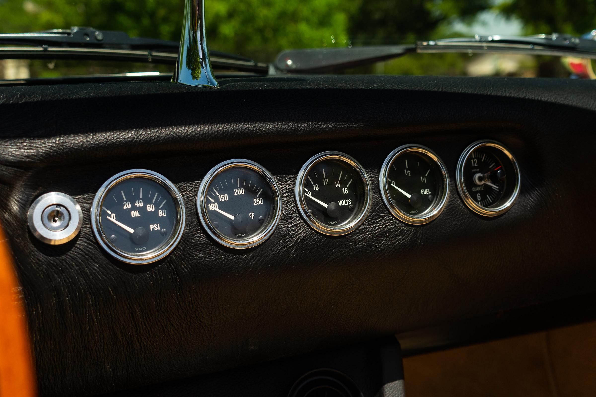 ferris buellers day off car