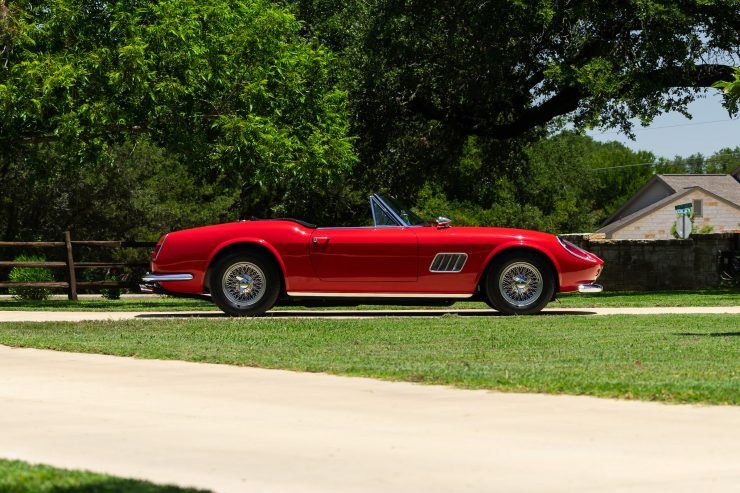 Ferris Bueller's Day Off Car Modena GT Spyder California 7